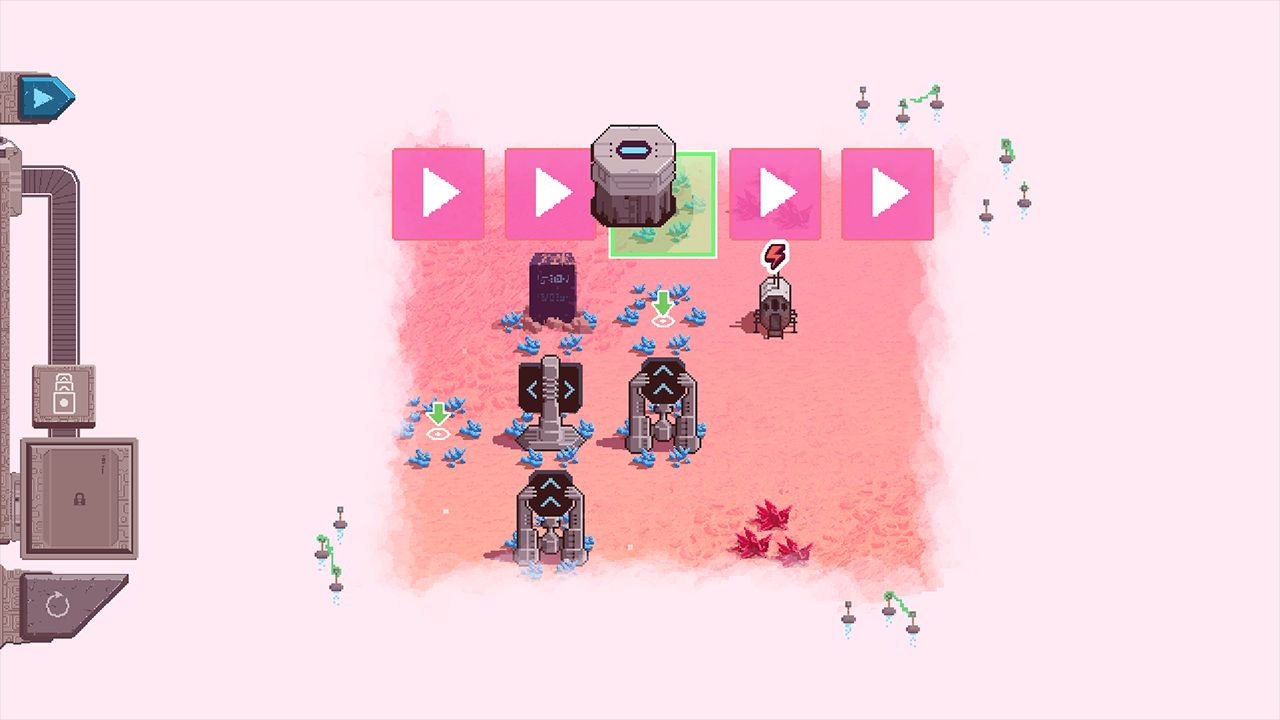 Screenshot from Mars Power Industries Deluxe (3/10)