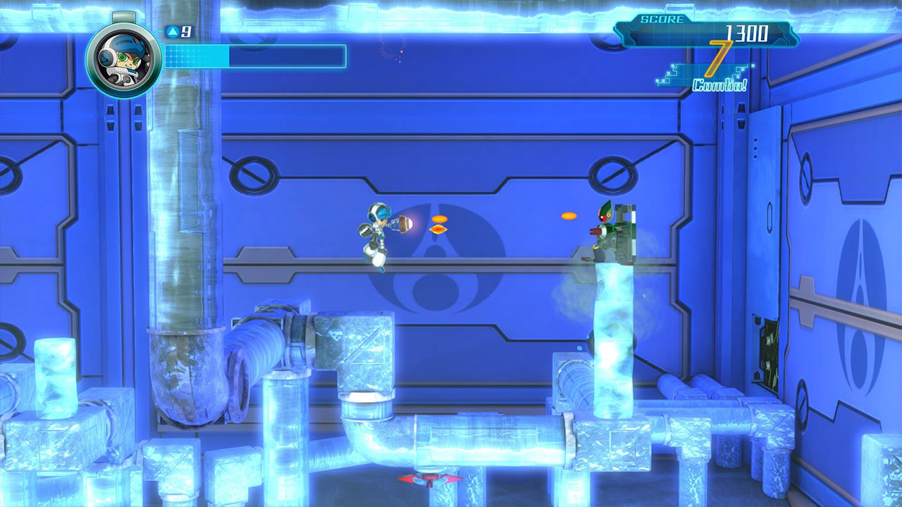 Screenshot from Mighty No. 9 (7/10)