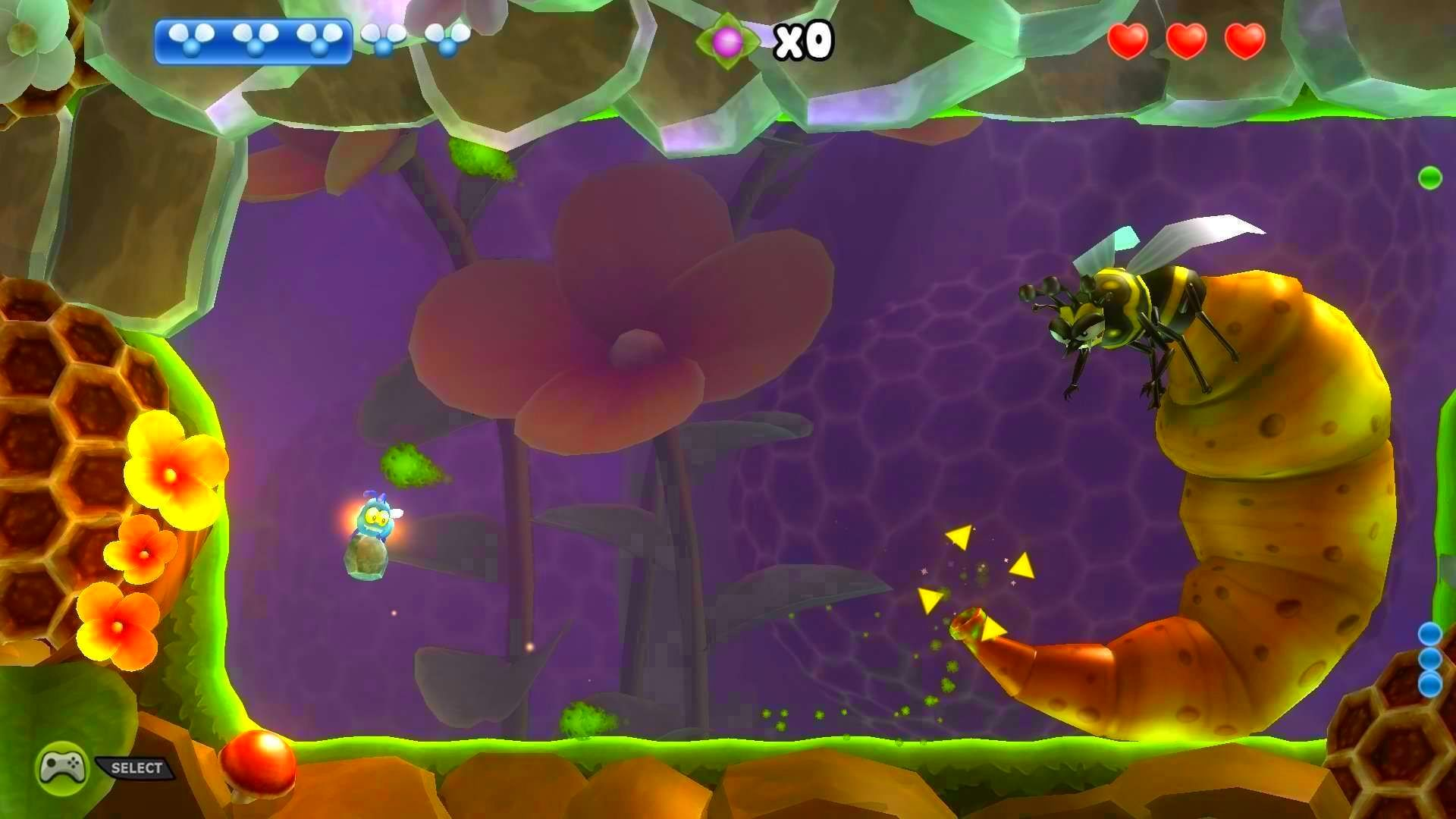 Screenshot from Shiny The Firefly (5/6)
