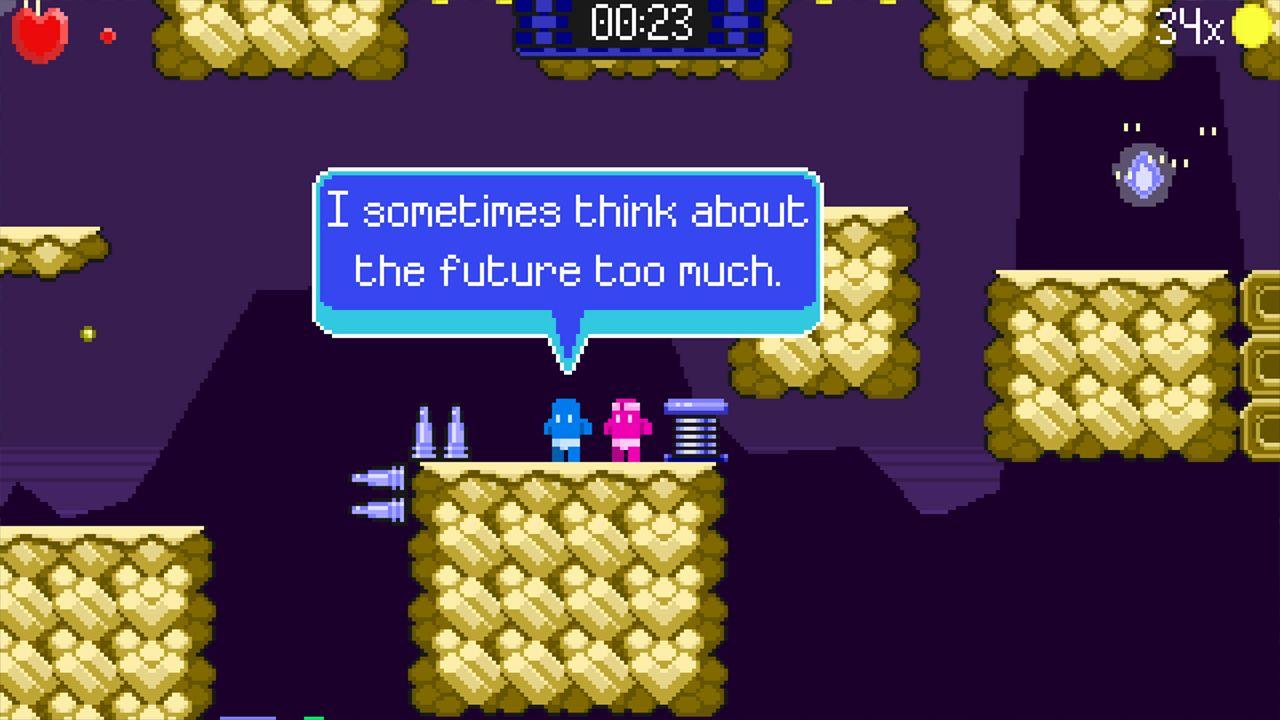Screenshot from Super Skull Smash GO! 2 Turbo (4/8)