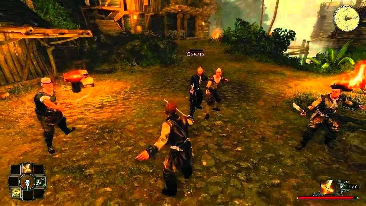 Screenshot from Risen 2: Dark Waters (7/10)