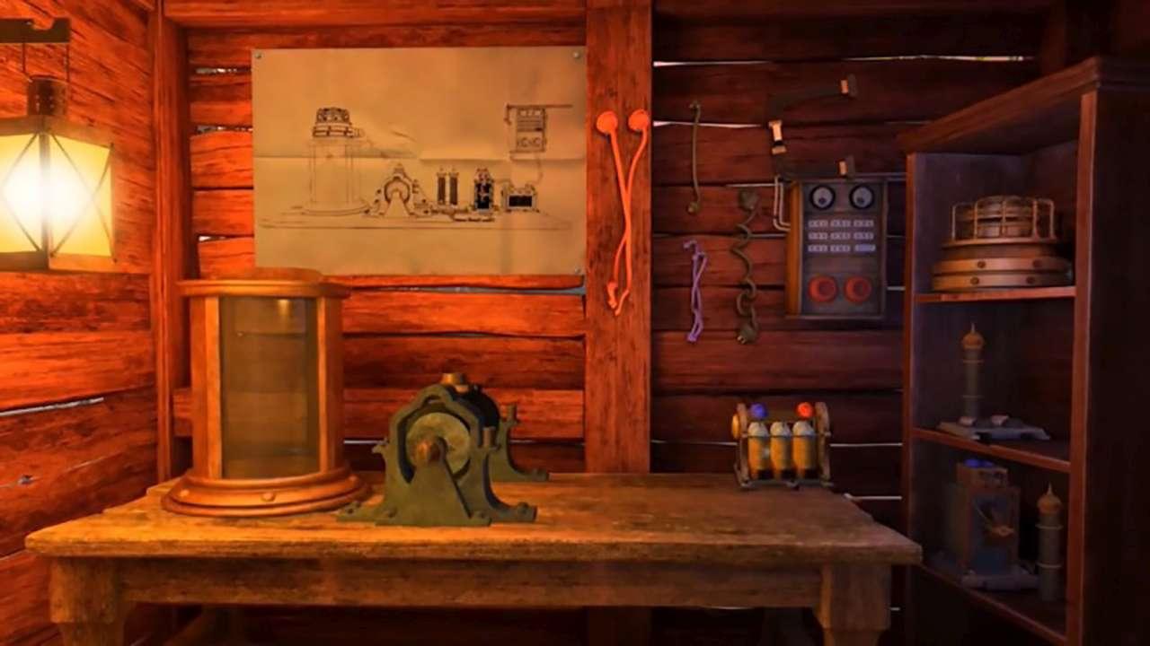 Screenshot from Frankenstein: The Village (8/9)