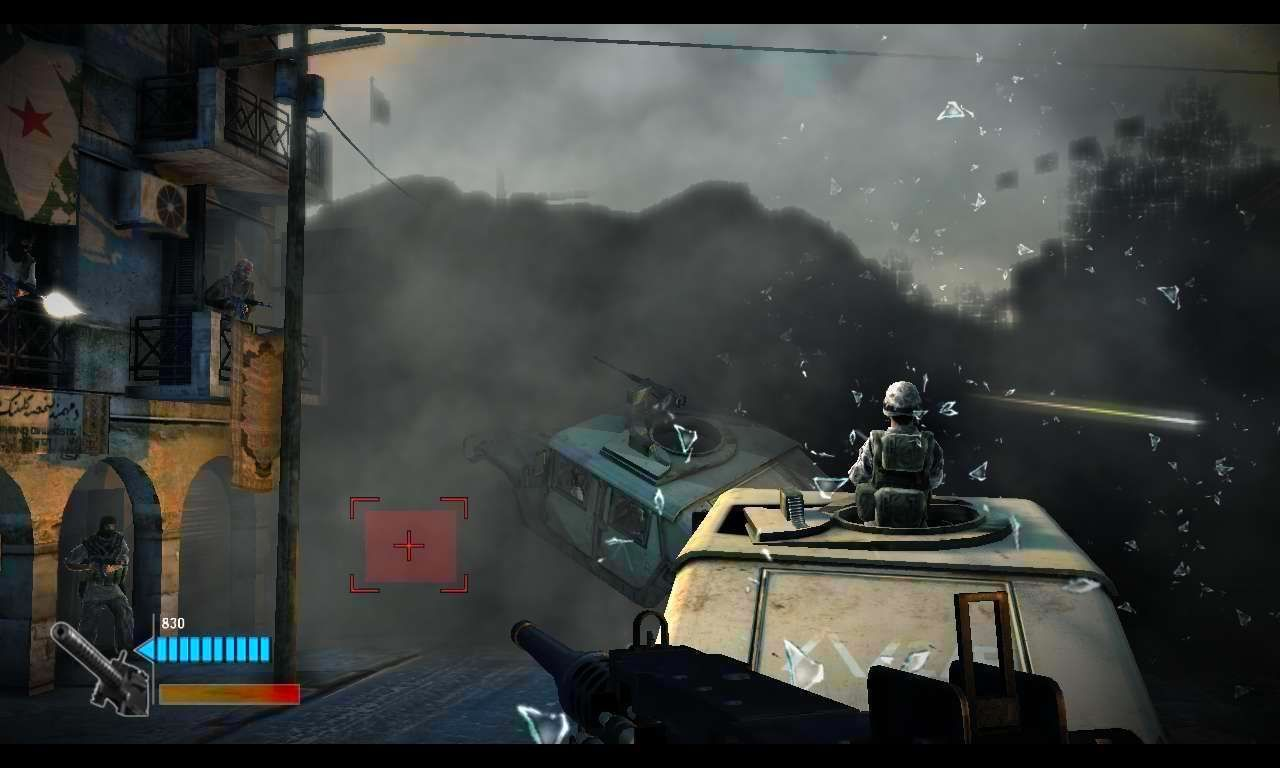 Screenshot from Heavy Fire: Afghanistan (1/2)