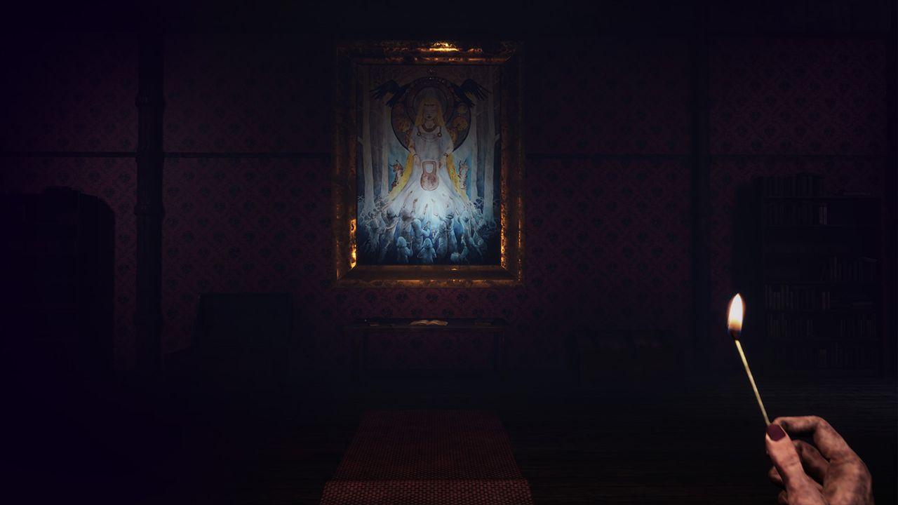 Screenshot from Unforgiving - A Northern Hymn (8/10)