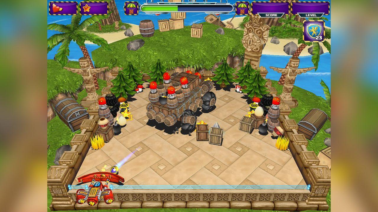 Screenshot from Mega World Smash (3/8)