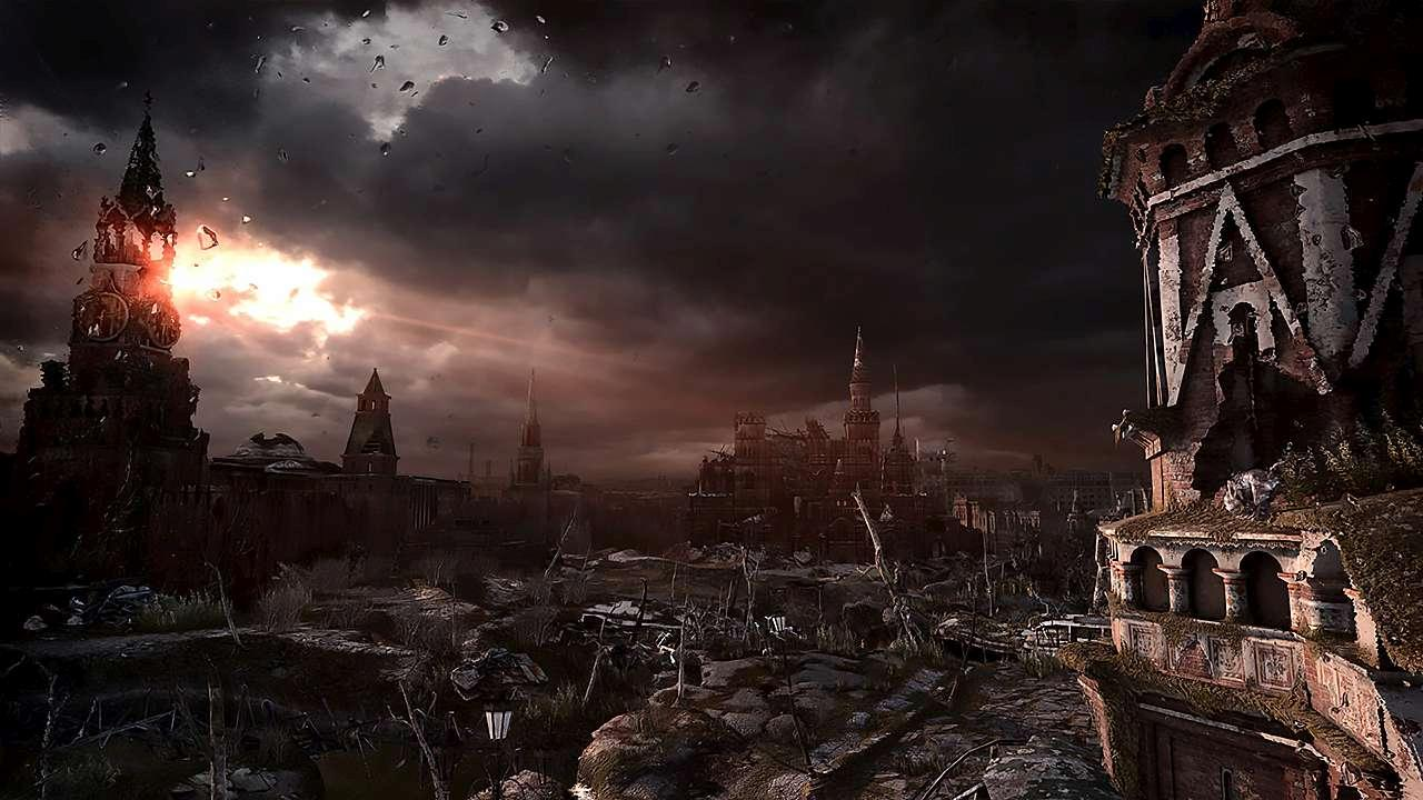 Screenshot from Metro Last Light Redux (5/8)