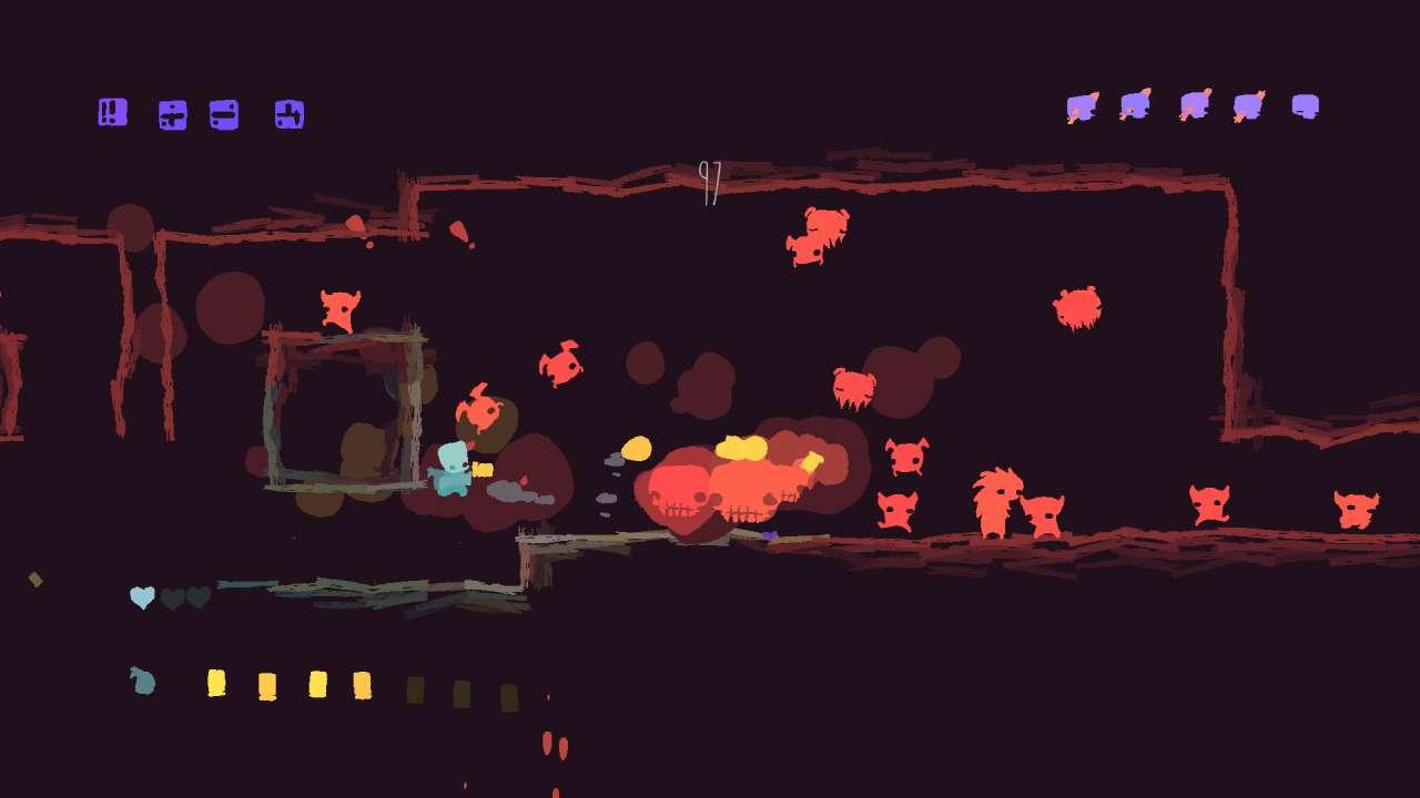 Screenshot from GoNNER (6/9)