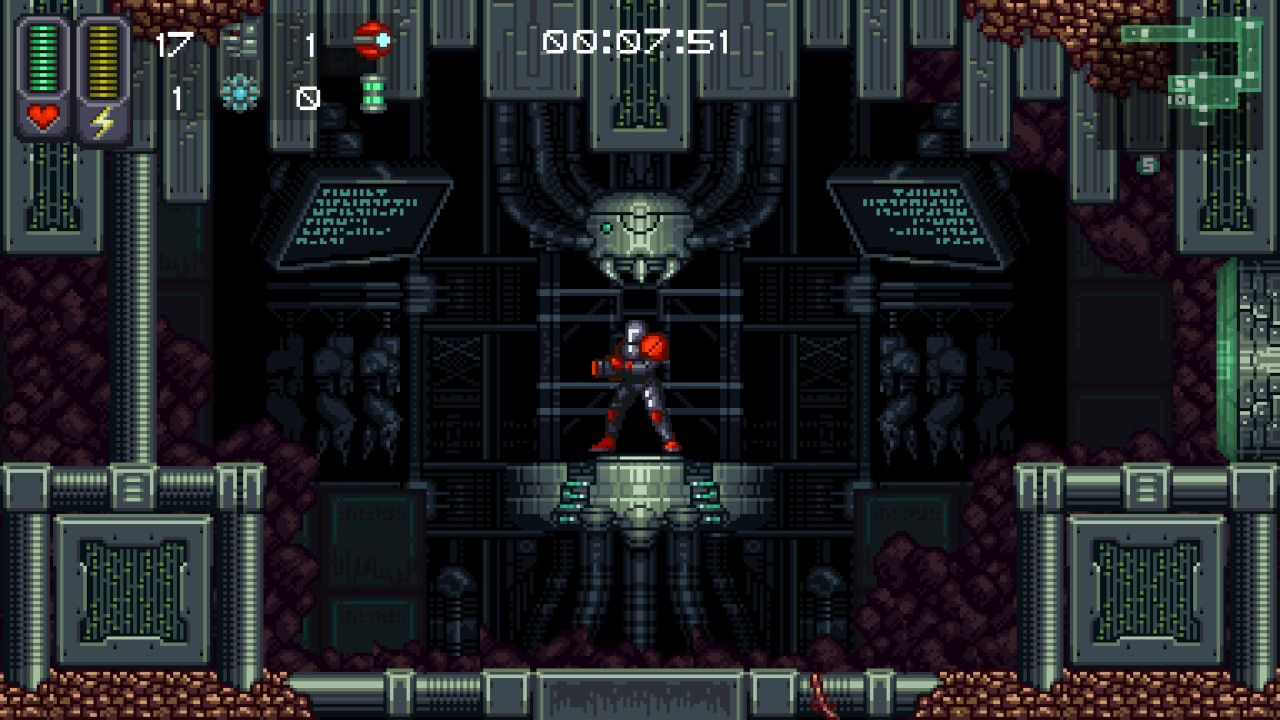 Screenshot from A Robot Named Fight! (5/10)