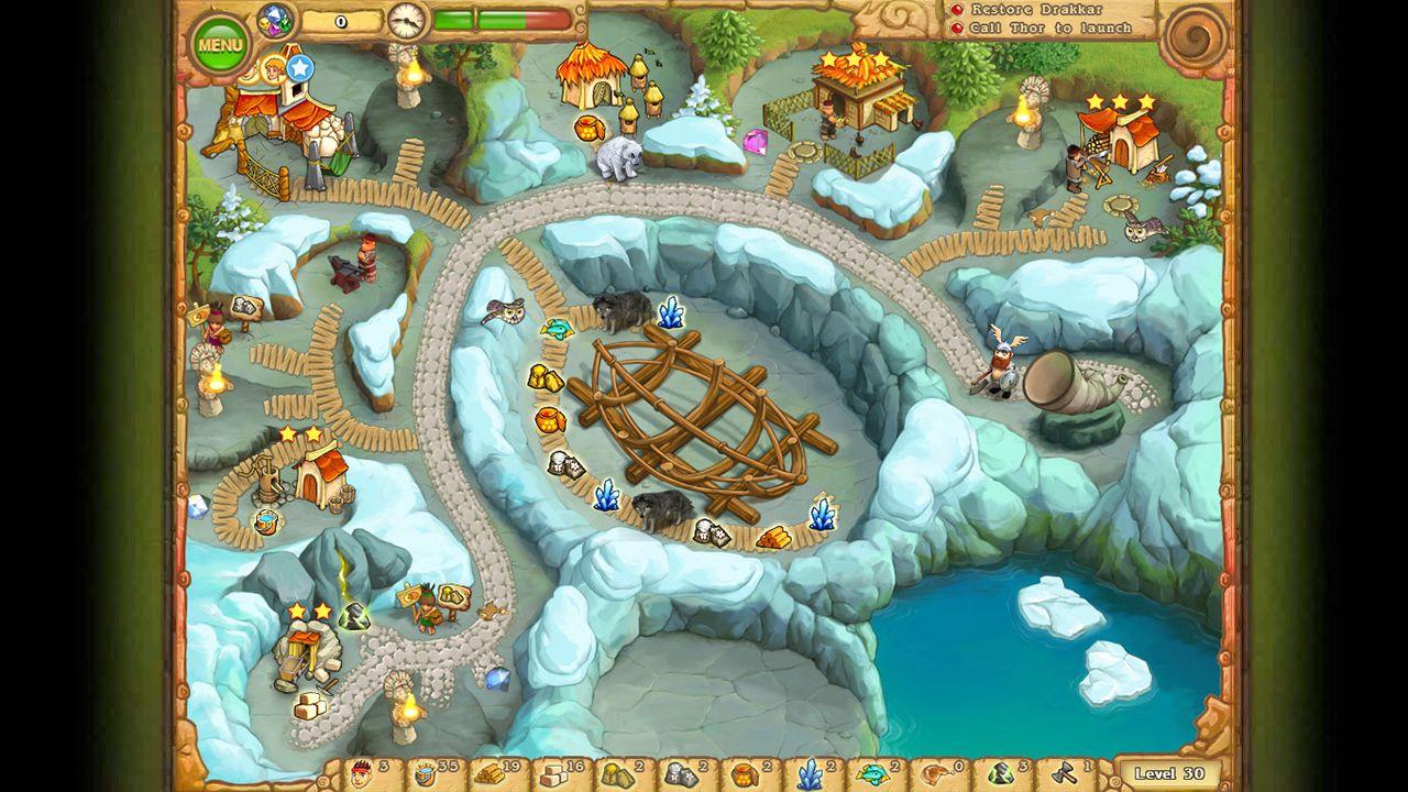 Screenshot from Island Tribe 4 (6/6)