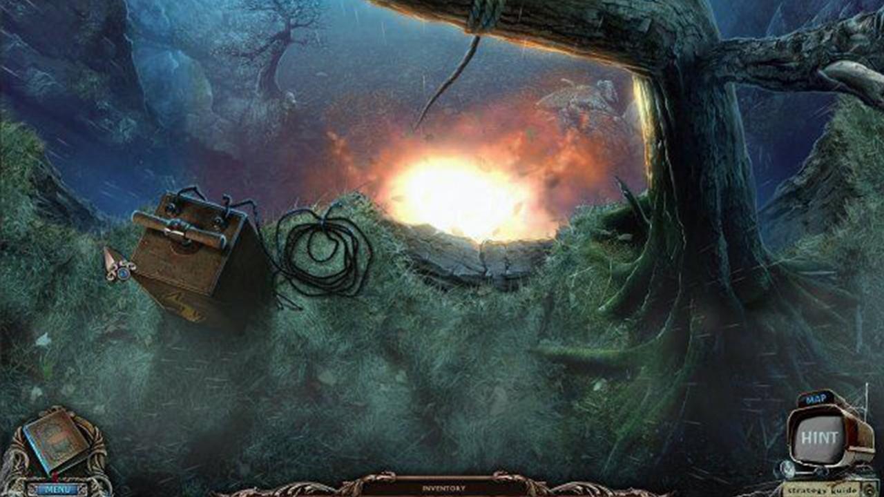 Screenshot from Forbidden Secrets: Alien Town Collector's Edition (3/5)