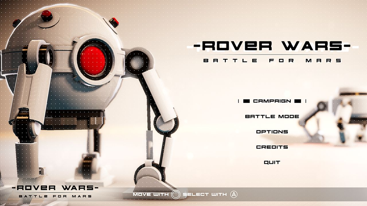 Screenshot from Rover Wars (1/10)