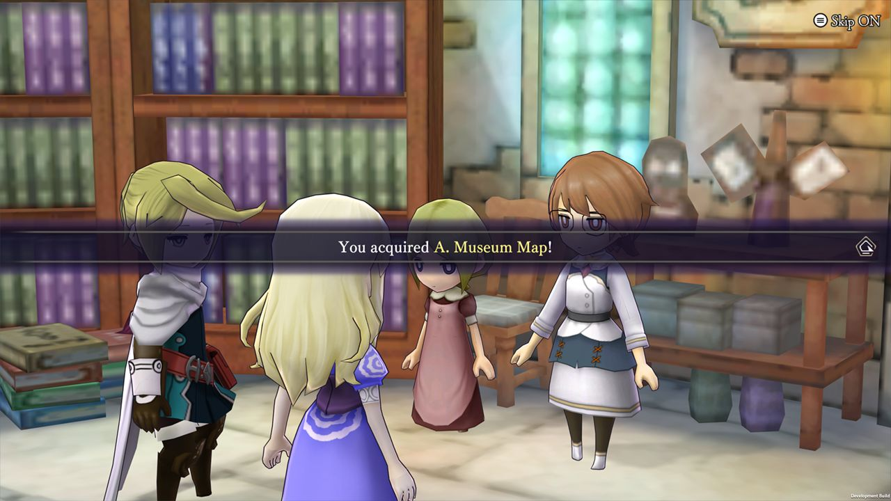 Screenshot from The Alliance Alive HD Remastered (8/10)