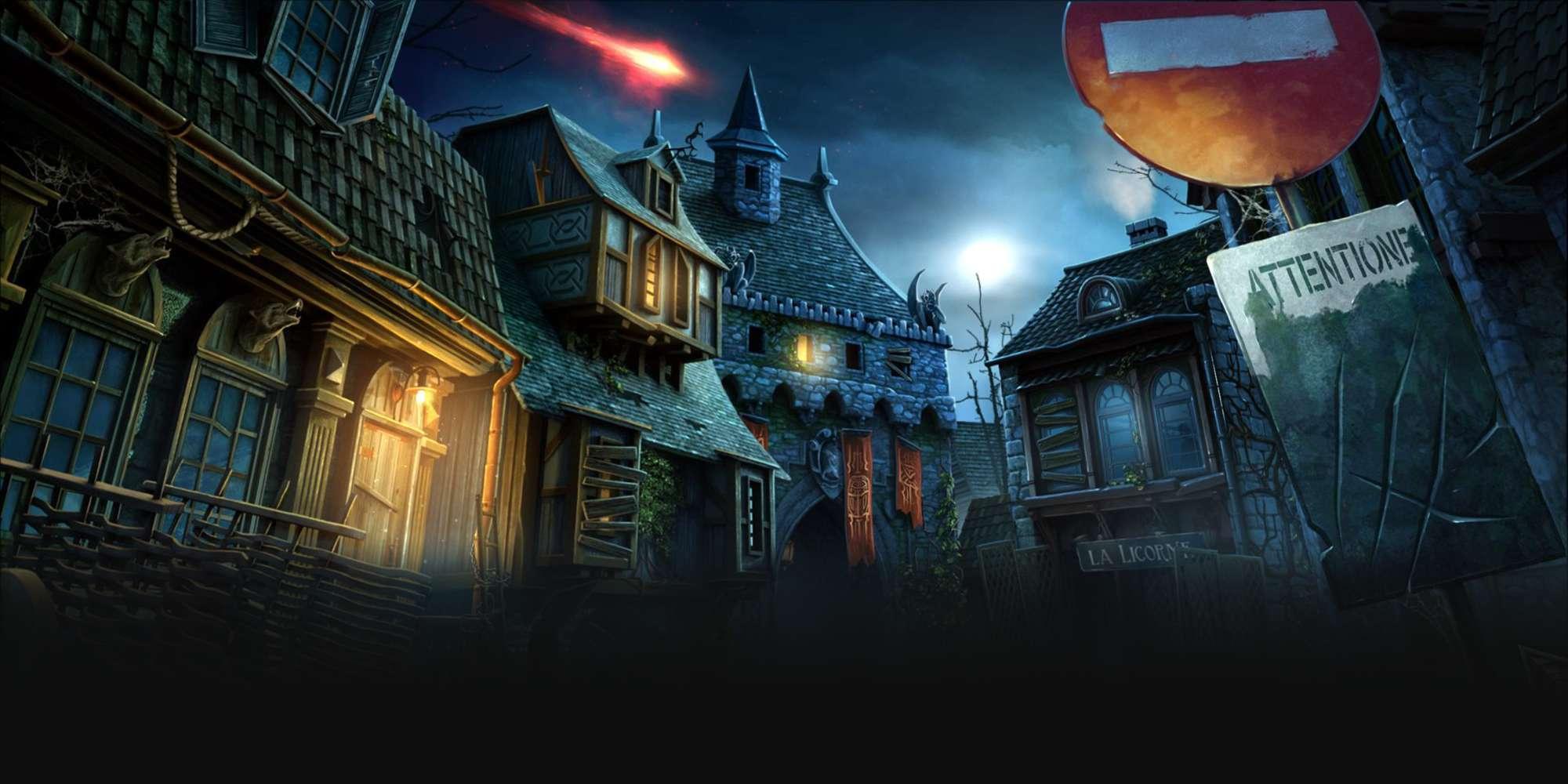 Graven - The Purple Moon Prophecy