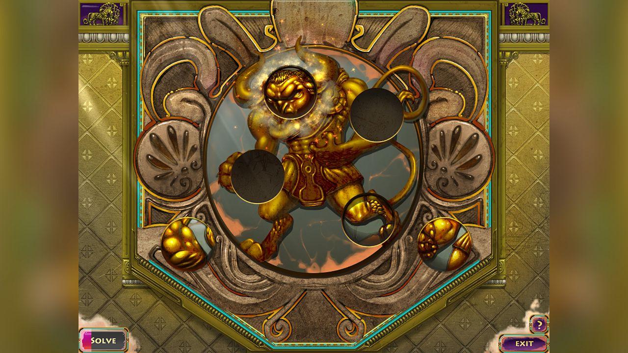 Screenshot from Heroes of Hellas 4: Birth of Legend (7/8)