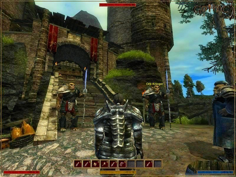 Screenshot from Gothic 3 (4/5)