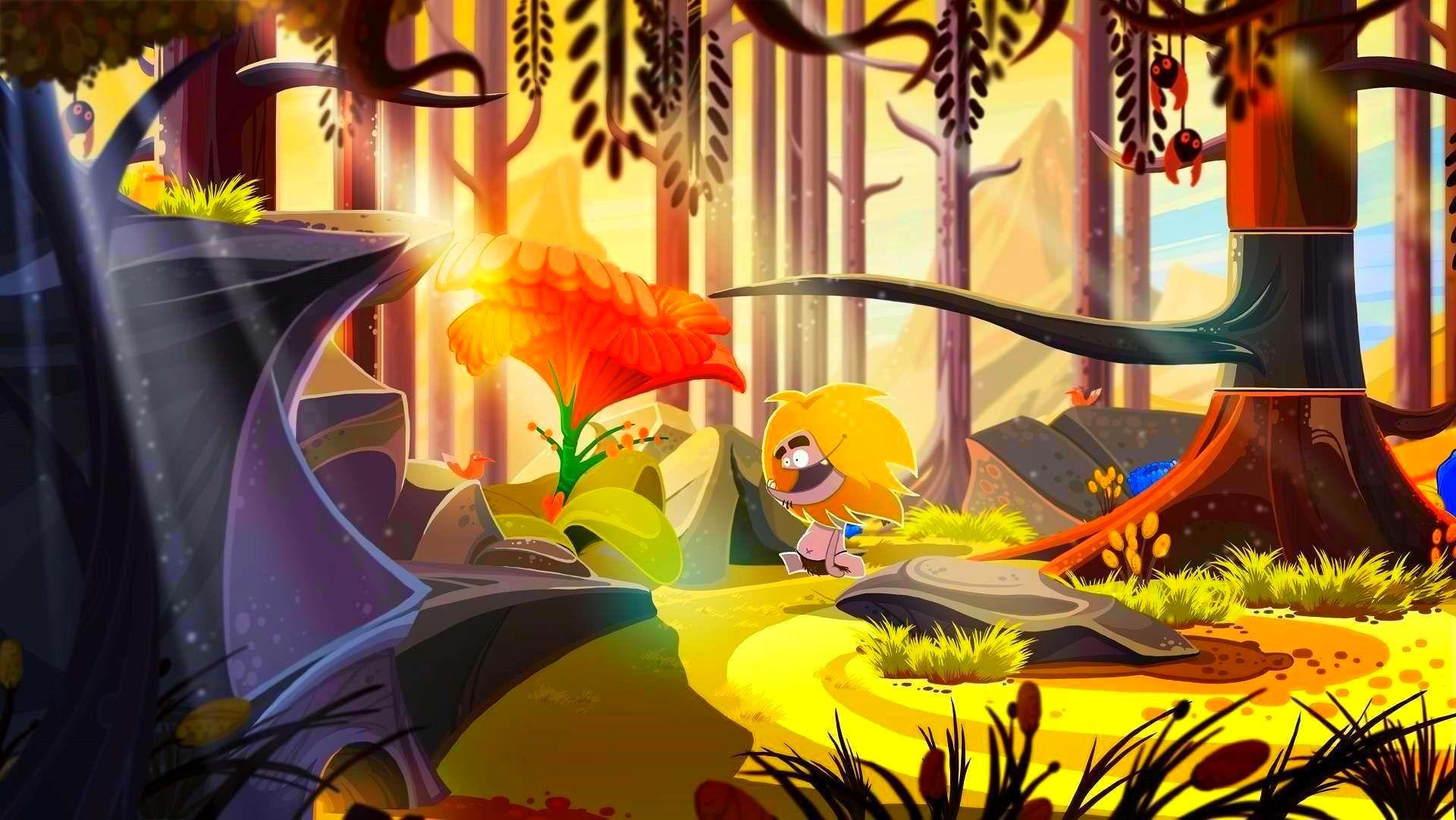 Screenshot from FIRE (2/6)