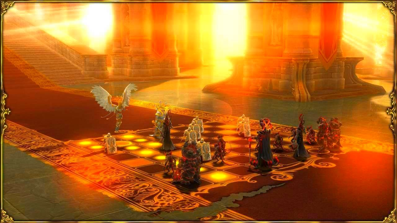 Screenshot from Battle vs. Chess (2/3)