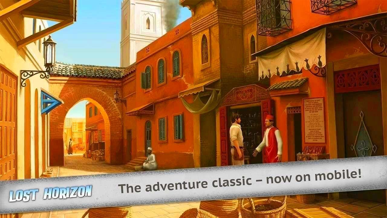 Screenshot from Lost Horizon (2/5)