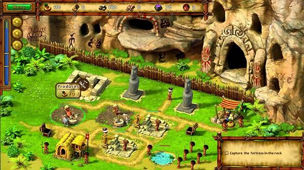 Screenshot from Moai: Build Your Dream (4/6)