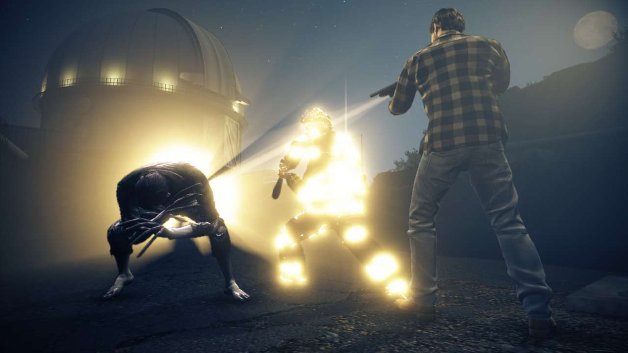 Screenshot from Alan Wake's American Nightmare (6/8)