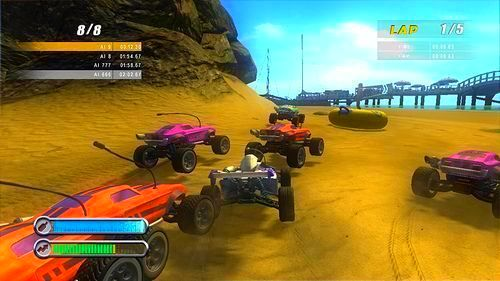 Screenshot from RC Cars (1/4)