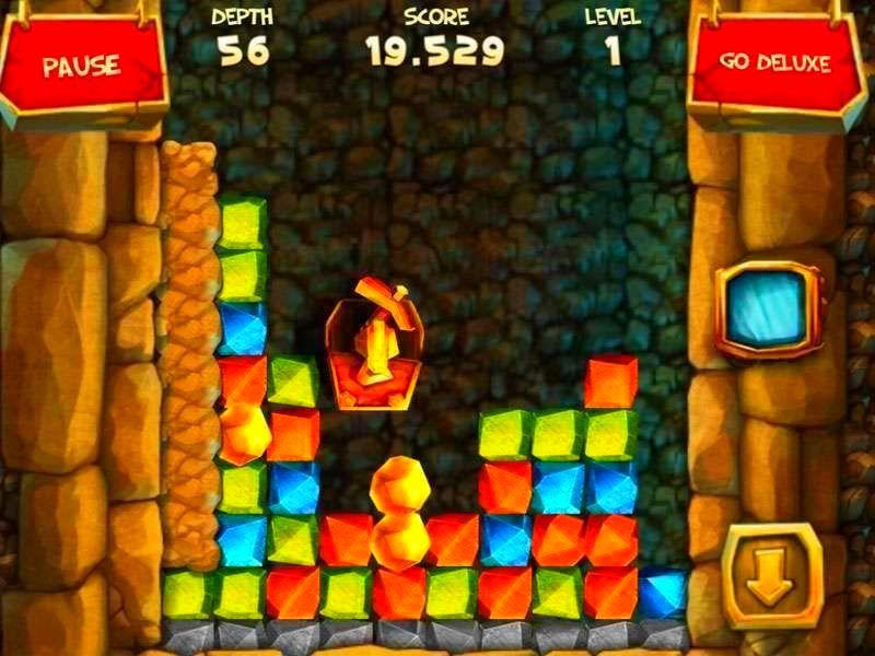 Screenshot from Gold Rush - Treasure Hunt (3/6)
