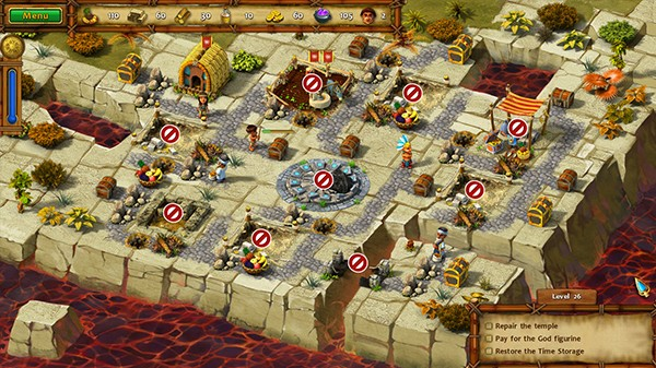 Screenshot from Moai 3: Trade Mission Collector's Edition (6/7)