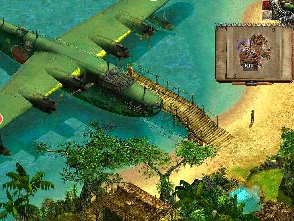 Screenshot from Commandos 2: Men of Courage (1/5)