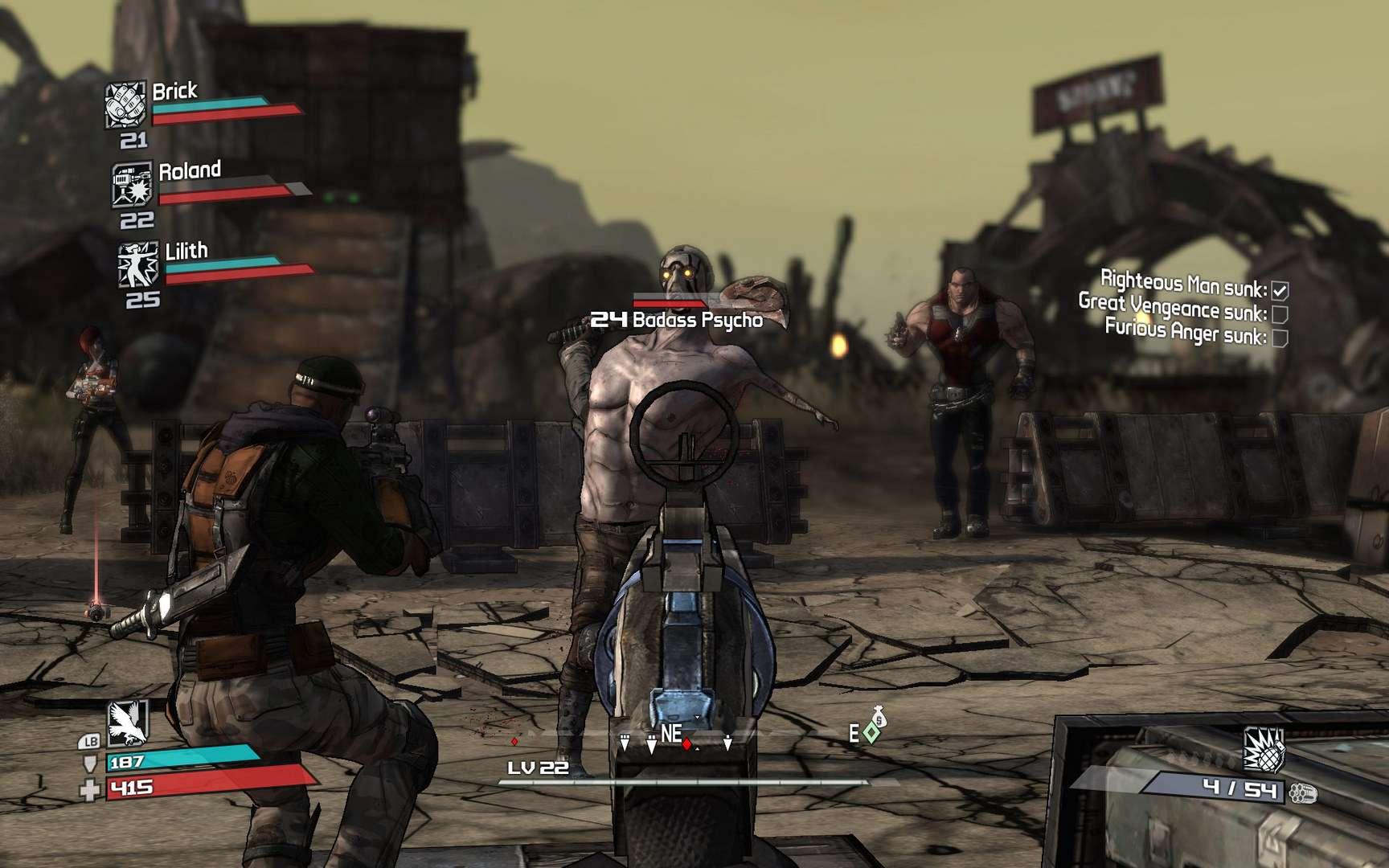Screenshot from Borderlands (5/10)