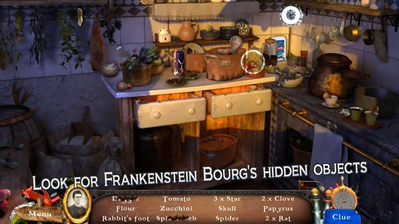 Screenshot from Frankenstein: The Village (6/9)