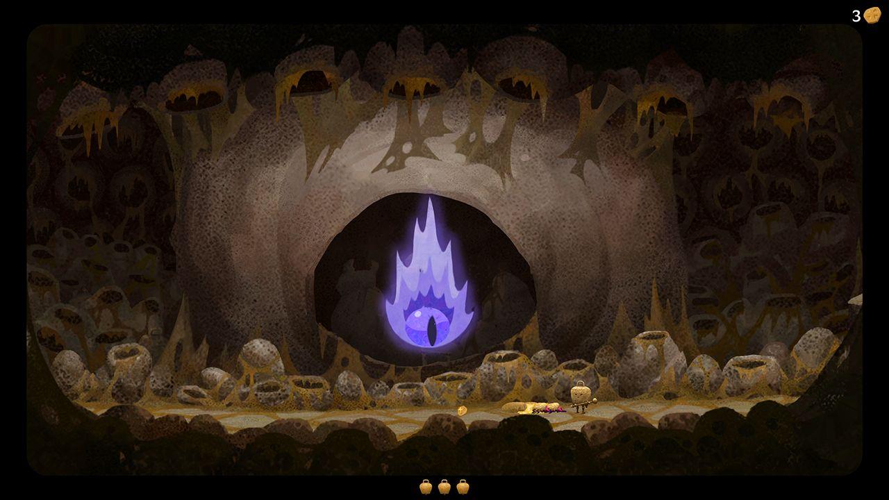 Screenshot from Copperbell (2/10)