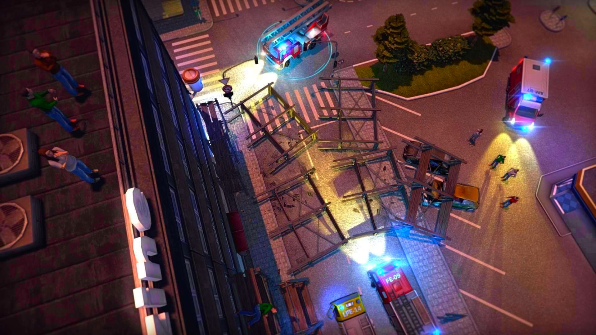 Screenshot from RESCUE 2: Everyday Heroes (4/6)