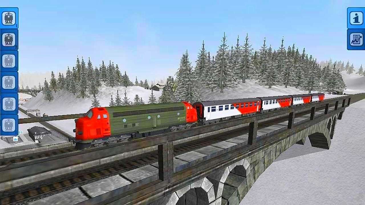 Screenshot from Railroad Lines (5/7)
