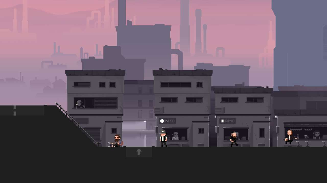 Screenshot from The Final Station (3/6)
