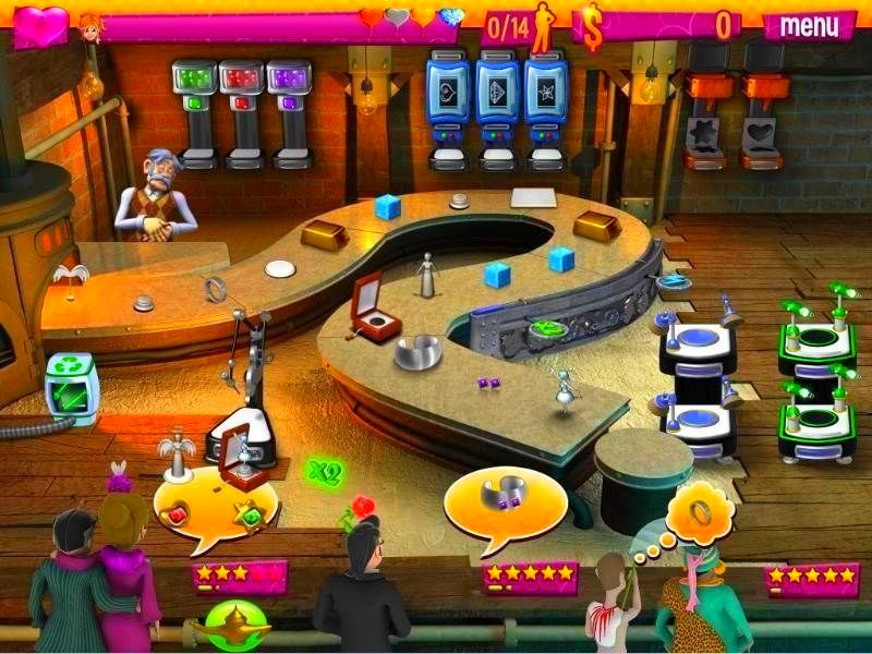 Screenshot from Youda Jewel Shop (1/6)