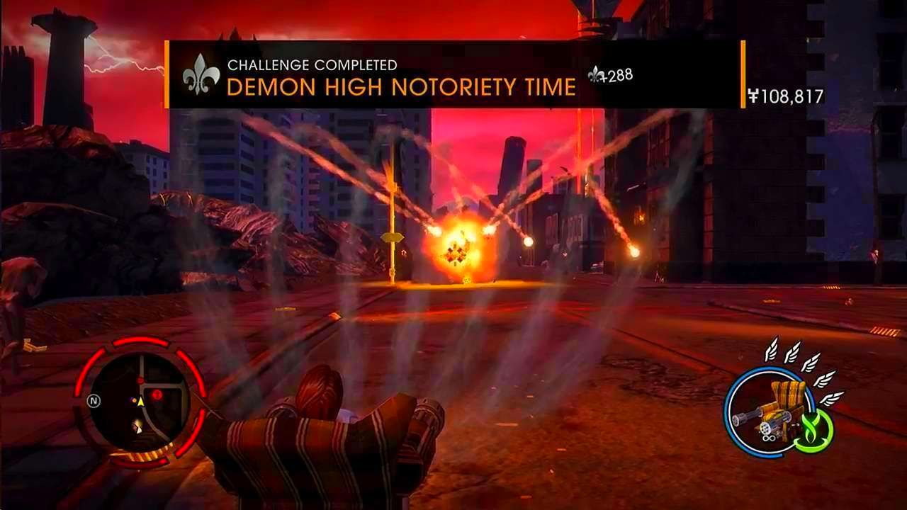 Screenshot from Saints Row: Gat out of Hell (2/8)