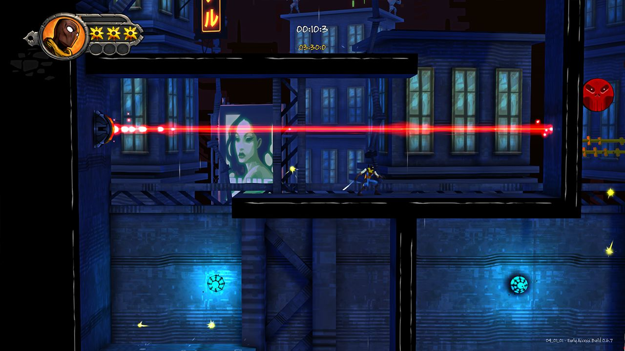 Screenshot from Shadow Blade: Reload (8/8)