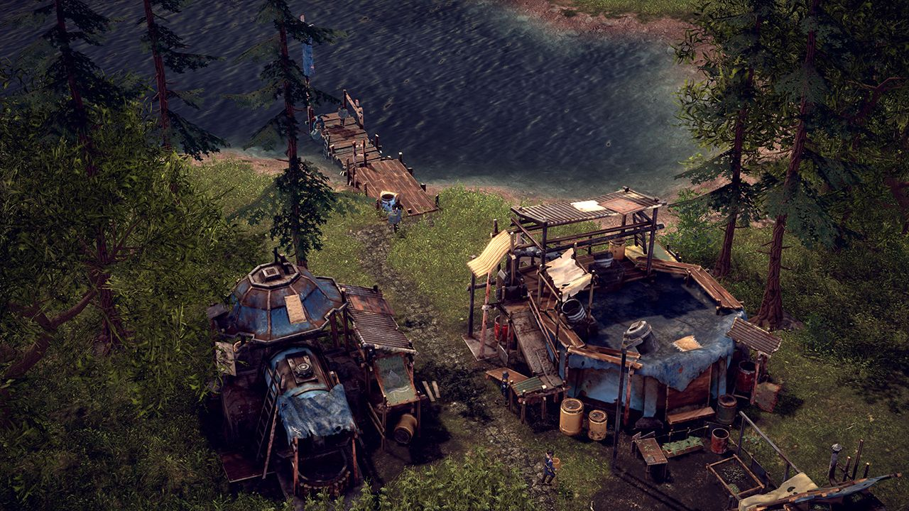 Screenshot from Endzone - A World Apart (6/10)