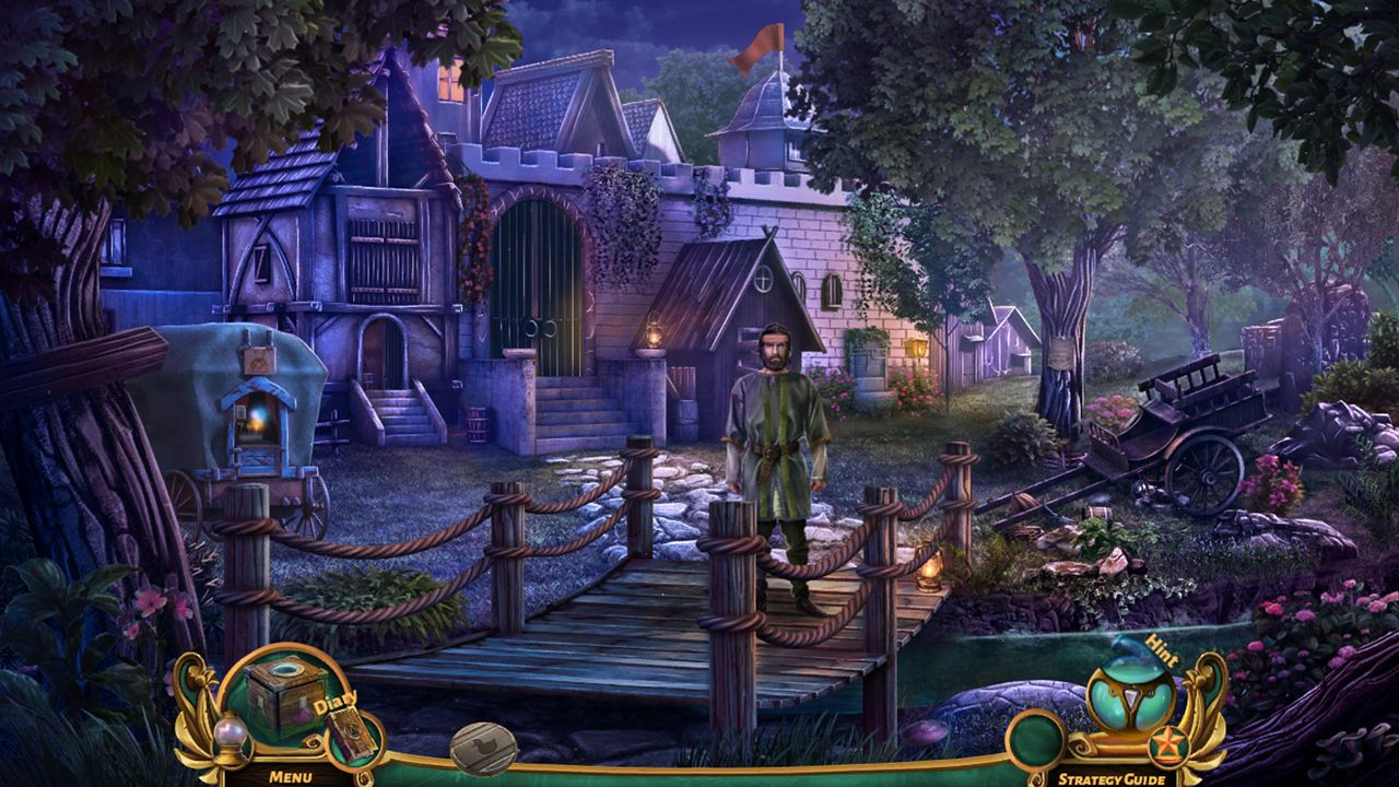 Screenshot from Queen's Quest 5: Symphony of Death (3/7)