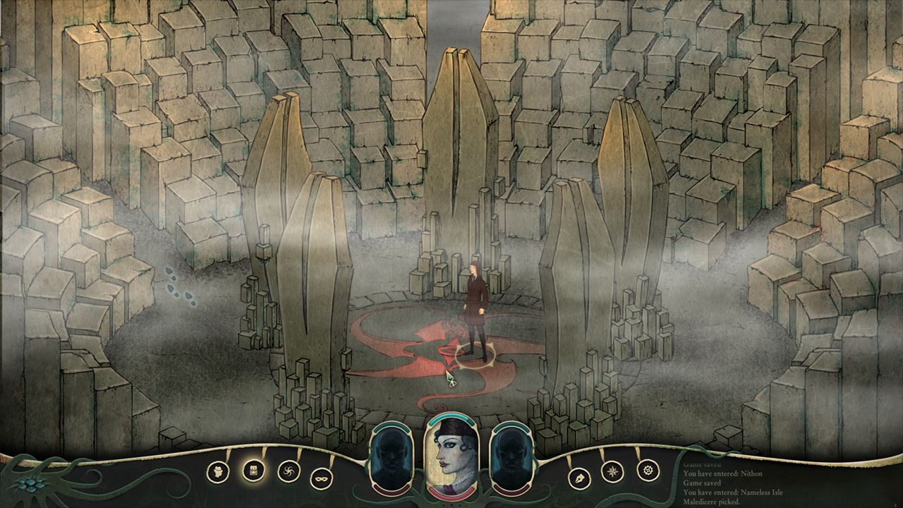 Screenshot from Stygian: Reign of the Old Ones (4/10)