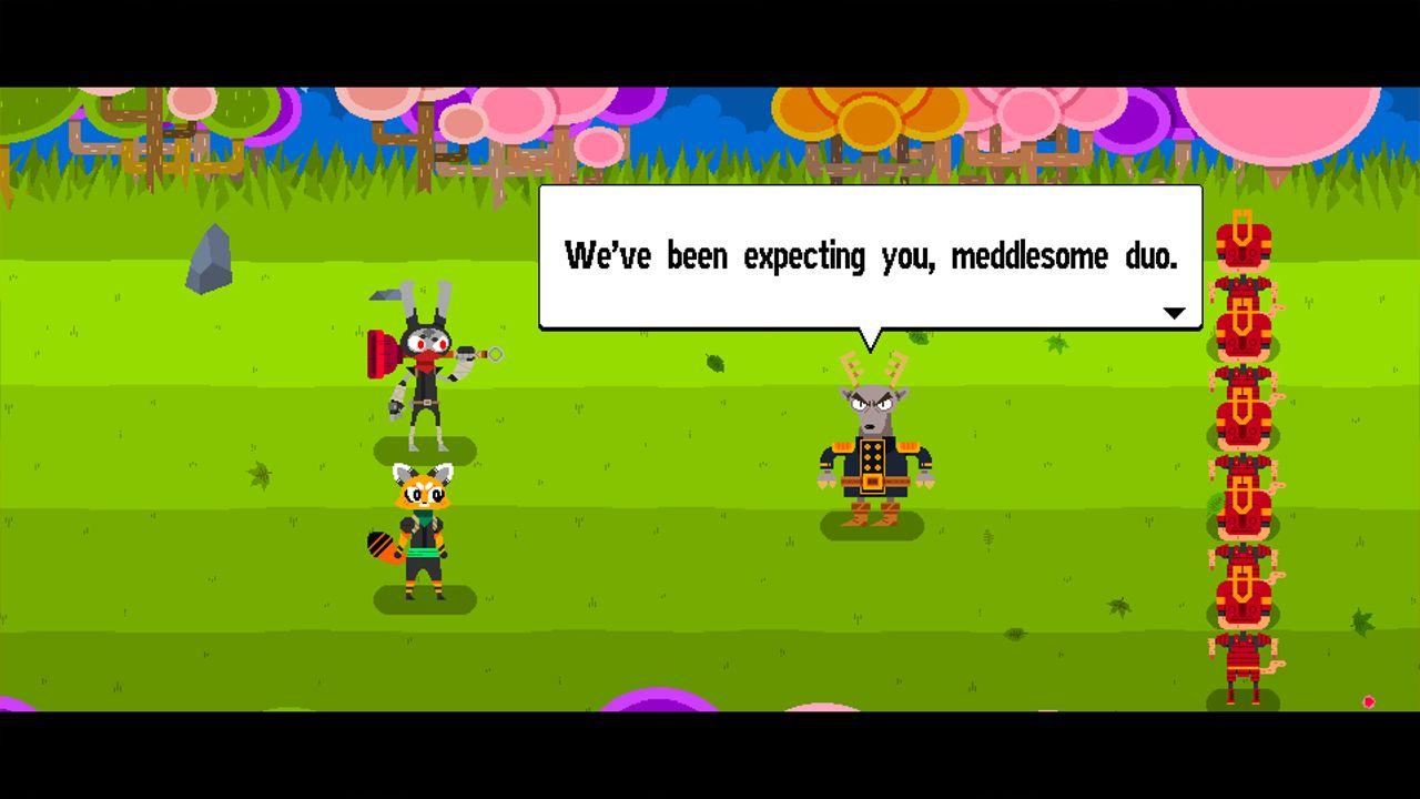 Screenshot from Ninjin: Clash of Carrots (9/9)