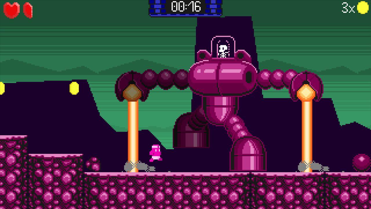 Screenshot from Super Skull Smash GO! 2 Turbo (8/8)