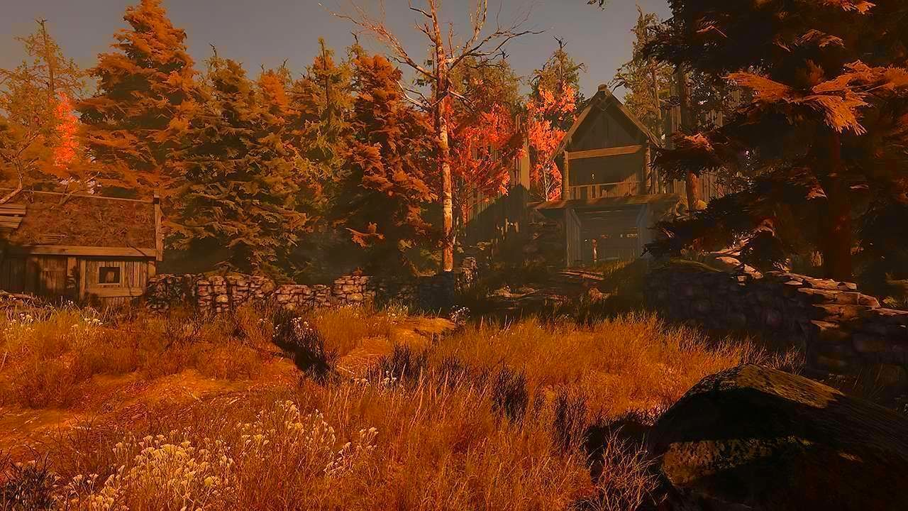 Screenshot from Through the Woods (9/10)
