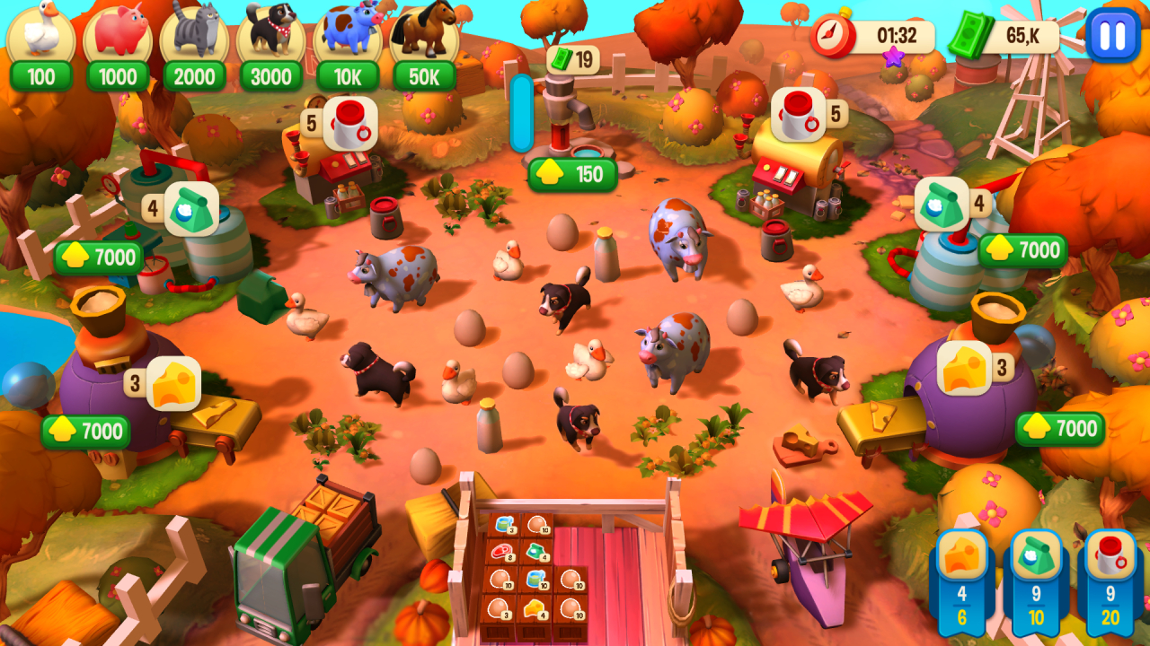 Screenshot from Farm Frenzy: Refreshed Collector's Edition (4/5)
