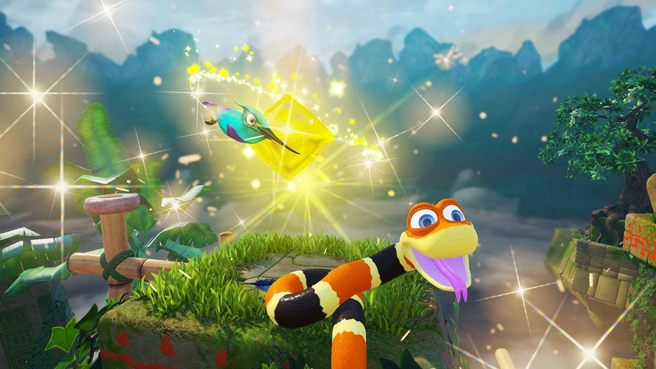 Screenshot from Snake Pass (5/5)