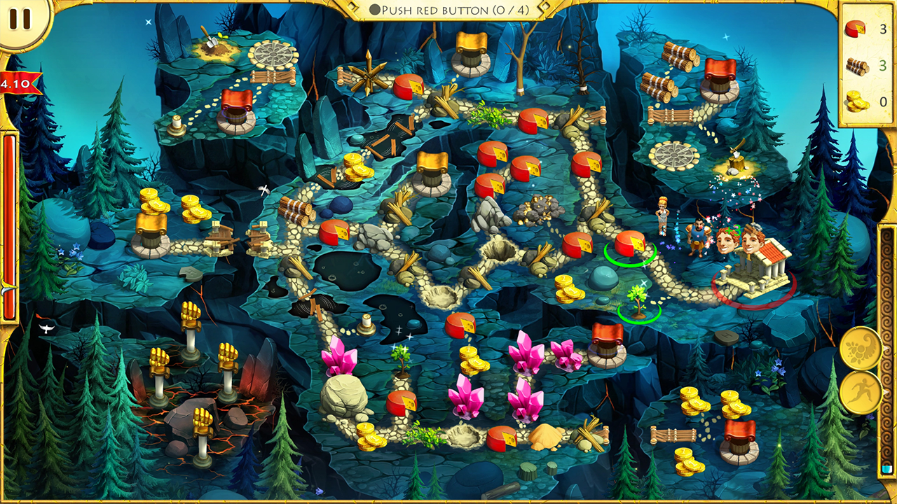 Screenshot from 12 Labours of Hercules III: Girl Power (4/5)