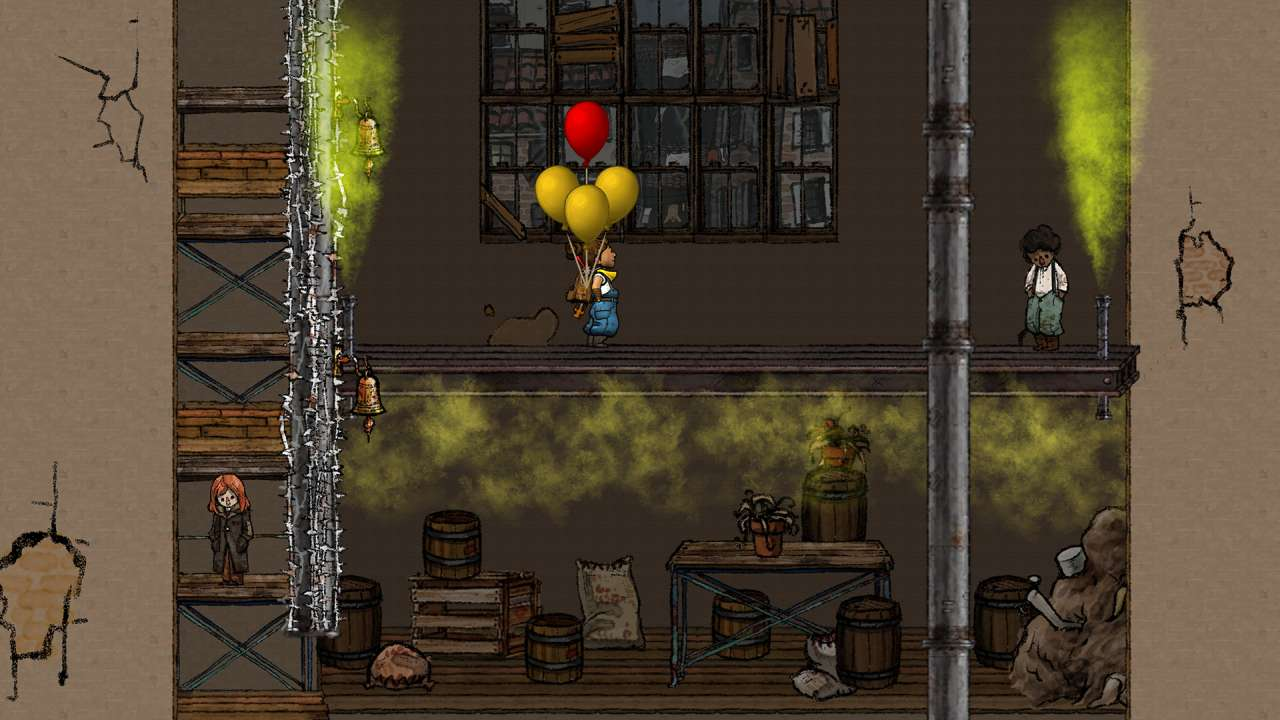 Screenshot from Rise of Balloons (5/6)