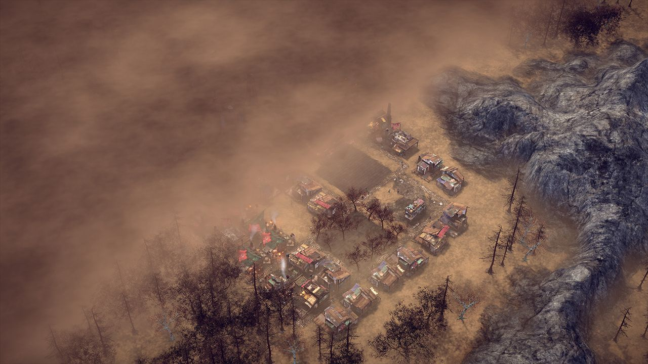 Screenshot from Endzone - A World Apart (2/10)