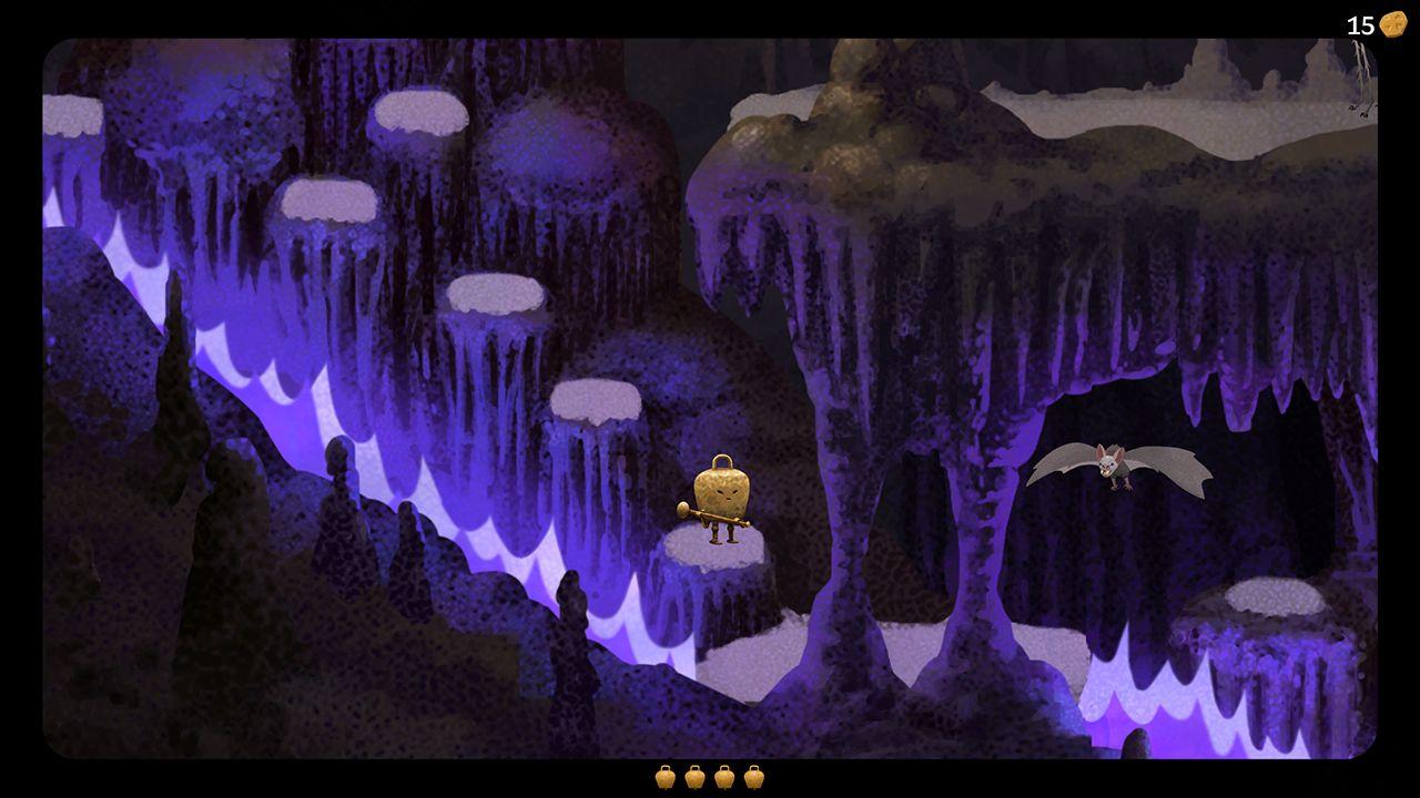 Screenshot from Copperbell (1/10)