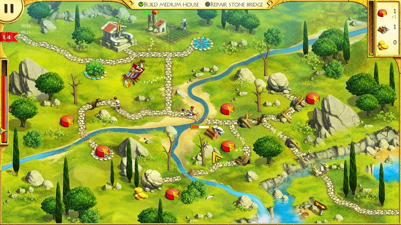 Screenshot from 12 Labours of Hercules (3/5)